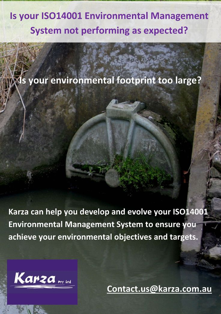 Is your ISO14001 Environmental Management System not performing as expected?