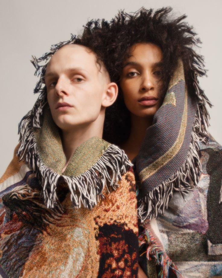 Kimie & Jeanine for BON Magazine #fashionweekstockholm