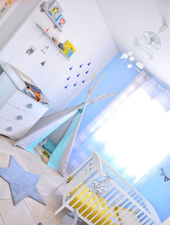 La chambre bébé de Gabin
