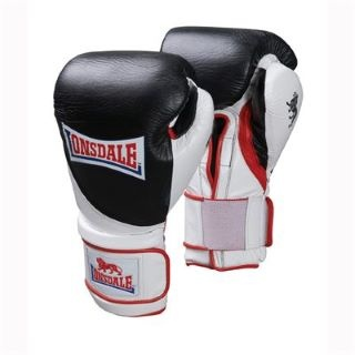 Lonsdale Ultimate Pro Fight Training Glove Hook and Loop - SportsDirect.com