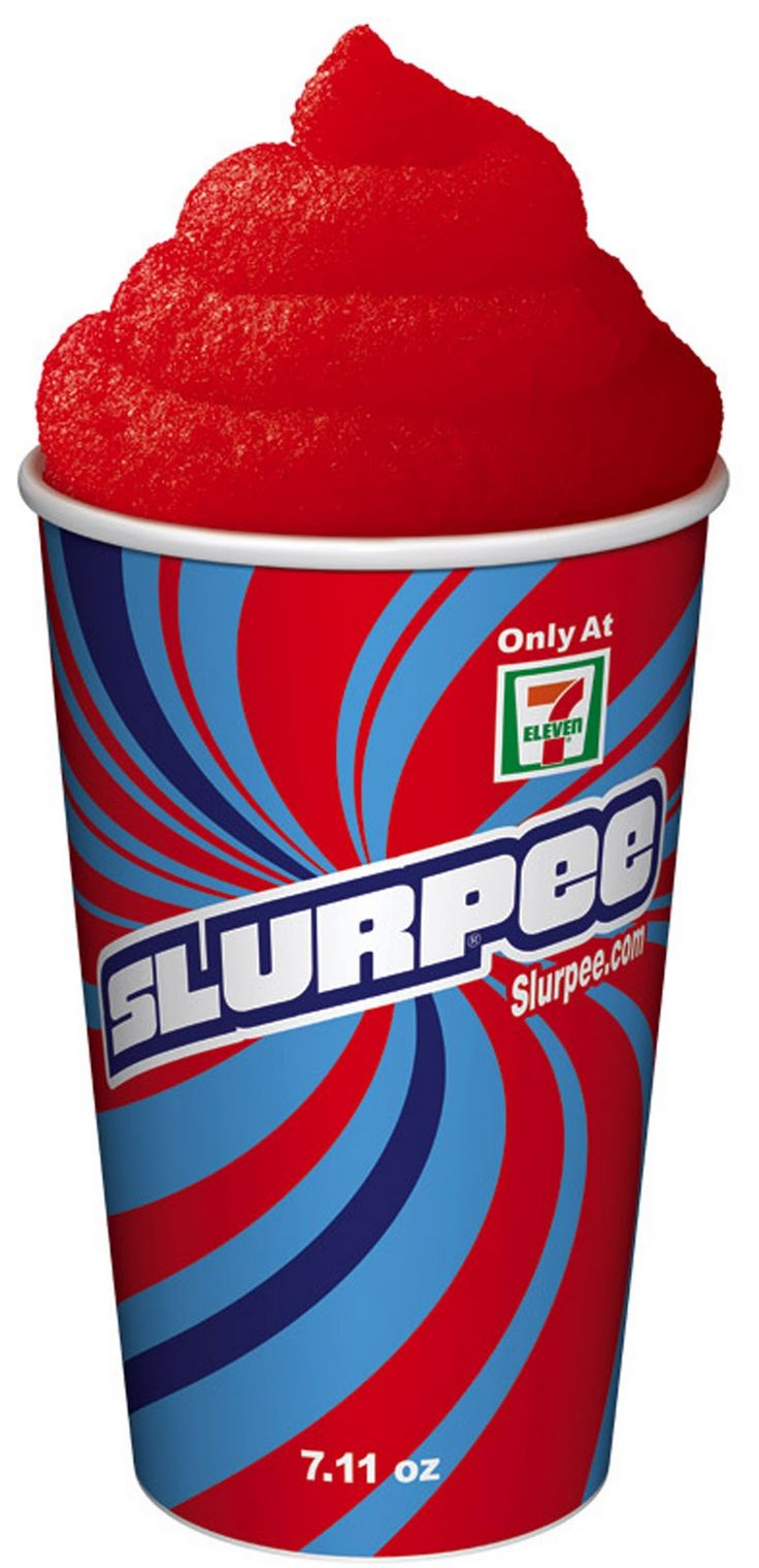 Tomorrow (Saturday) will be 7-Eleven's 82nd birthday and the convenience store chain is giving away free Slurpees Saturday to celebrate. Description from everythingoutlet-blog.com. I searched for this on bing.com/images