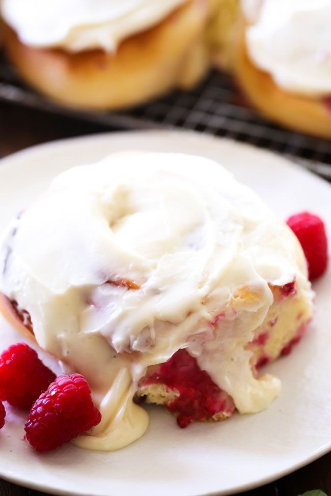 These Raspberry Sweet Rolls are fantastic! A delicious raspberry cream cheese filling swirled in soft bread and topped with an incredible Cream Cheese Frosting. Over the last few years, raspberries have stolen my heart. I absolutely adore them. My obsession with them actually started with my last pregnancy. I have always liked them but I …