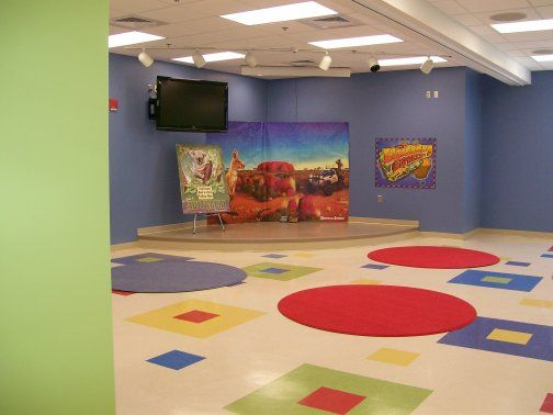 Classroom Worship Ideas ~ Best flooring for church nursery thenurseries