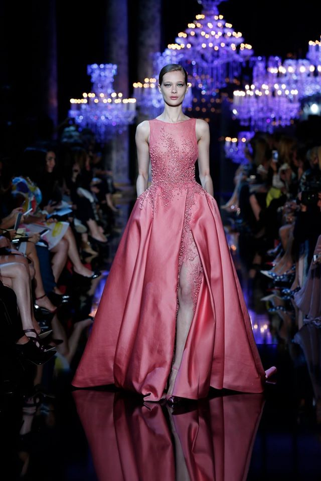 Elie Saab Fall/Winter 2014/2015 Haute Couture