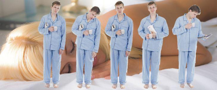 Enorme keus uit andere dan deze klassieke pyjama's bij www.okeshop.nl