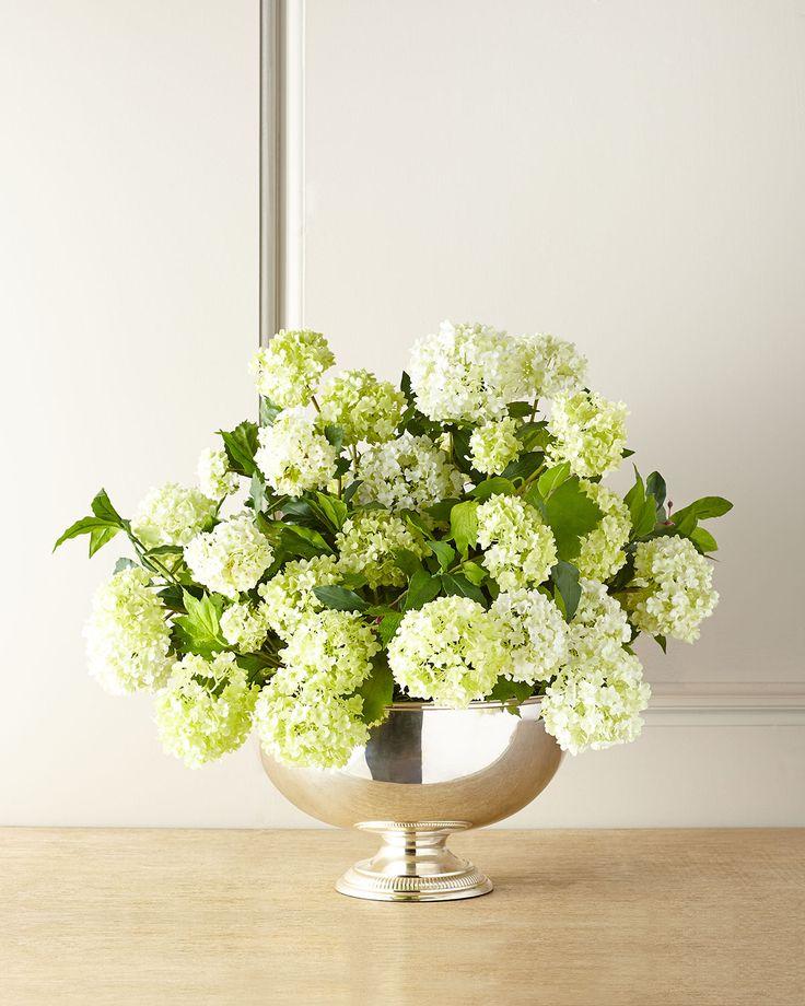 Hydrangeas, Floral Arrangement