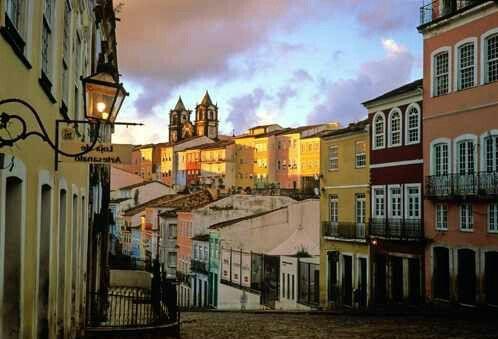 San Salvador Bahia #places