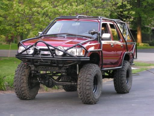 4runner 2nd gen | ... stock 4runner v6 5spd soft top 1990 fj62 stock and mint 1992 4runner 3
