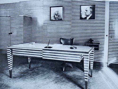 tinoschaedler: Gio Ponti_Office Interior Design