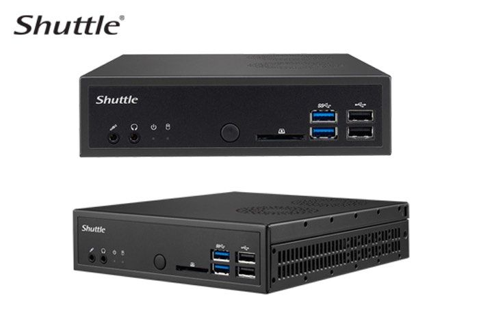 Shuttle DQ170 Slim Mini PC has built-in TPM 2.0, which provides a set of random keys used to protect HDD data; it ensures that unauthorized users do not have permission to access any data. With installed Intel Core vPRO processor, the DQ170 can support Intel Active Management Technology (Intel AMT), which can remotely manage and troubleshoot the client PC system via a wire or wireless network