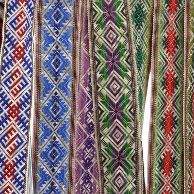 Lietuvių Tautinės Juostos Folk Pinterest Craft