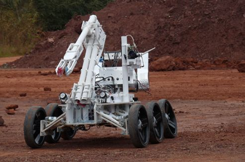 First European competition of Mars rovers will be held in September in Poland.