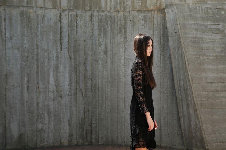 Black Is Back - Isabel Marant Dress