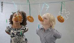 Juegos para niños en fiestas infantiles | Fiestas infantiles y cumpleaños de niños Quien se comio la galleta