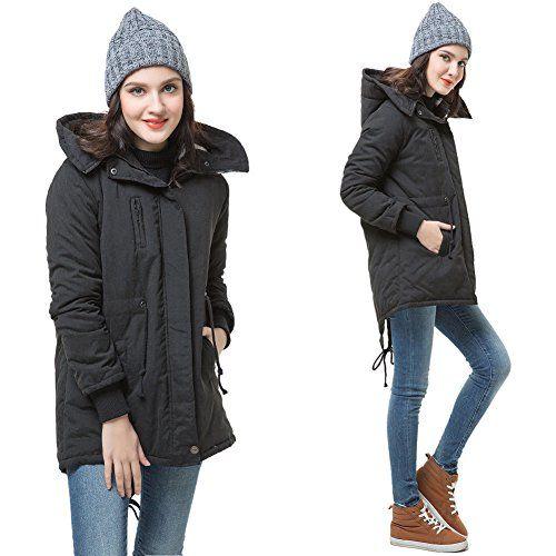 BAINASIQI-New-Womens-Thermal-Jacket-Coat-Hooded-Zipper-Autumn-Winter-Outwear-0-2