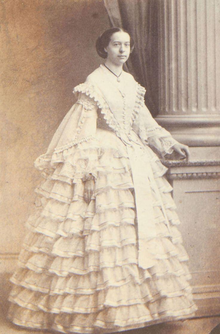 PRINZESSIN ELIZABETH VON BADEN | 1860