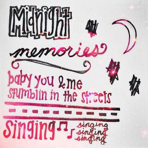 569 best One Direction Lyrics images on Pinterest