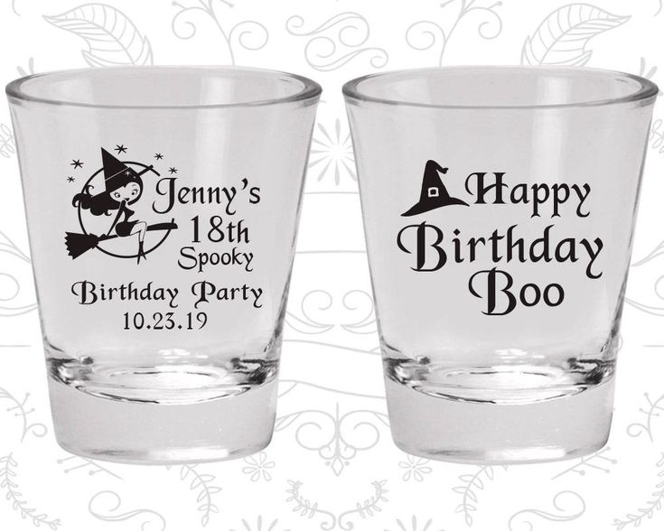 18th birthday shot glasses cheap birthday shot glass