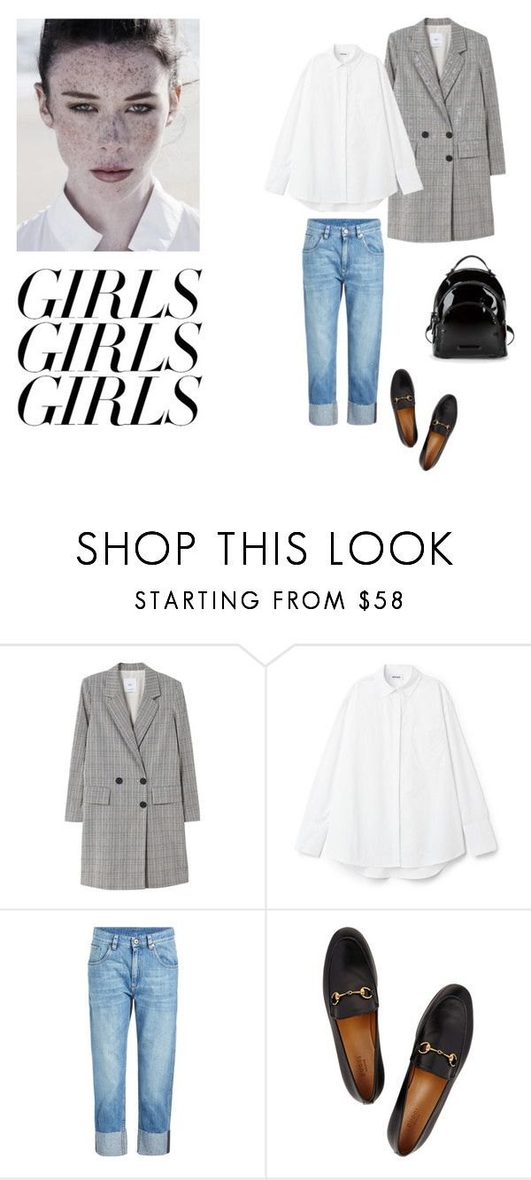 """07/03"" by dorey on Polyvore featuring MANGO, Brunello Cucinelli, Gucci and Kendall + Kylie"