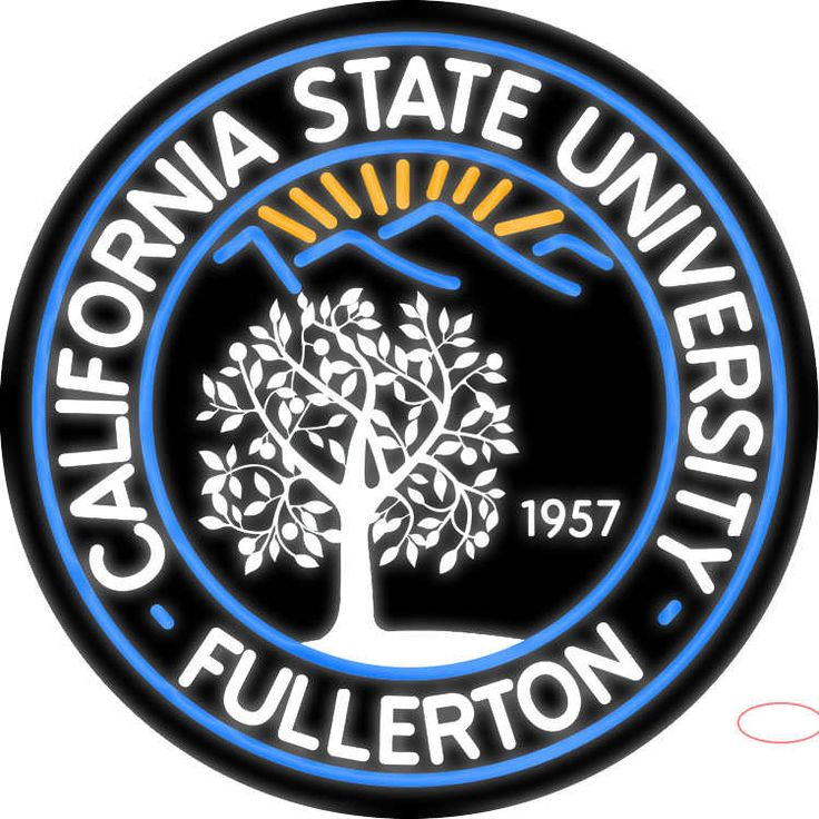 California State University Fullerton Real Neon Glass Tube Neon Sign,Affordable and durable,Made in USA,if you want to get it ,please click the visit button or go to my website,you can get everything neon from us. based in CA USA, free shipping and 1 year warranty , 24/7 service
