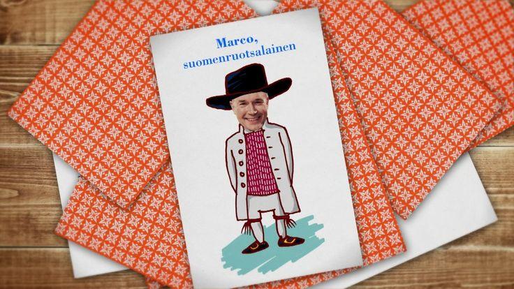 KUULUISIA SUOMENRUOTSALAISIA  Björn Wahlroos Alexander Stubb Harry Harkimo Jörn Donner Tove Jansson  Carl Gustaf Mannerheim