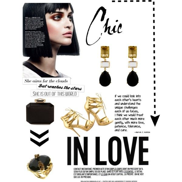 Bounkit by isatusia on Polyvore featuring moda, Shoe Republic LA and Alexander McQueen