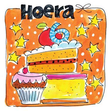 Blond Amsterdam happy birthday 6