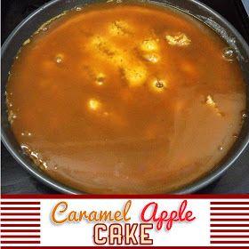 EmilyCanBake: Caramel Apple Cake