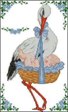 stork basket