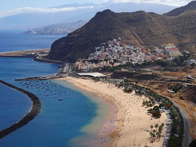 Playa de Las Teresitas, TenerifeFlickr, Terry T, Tenerife, Beach, Of The, Las Teresita