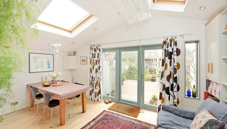 Ideal extension to kitchen