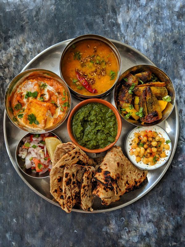 10 Indian Thali Meal Ideas Every region in India h…