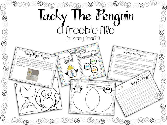 Tacky The Penguin Book Cover ~ Best penguin theme classroom images on pinterest