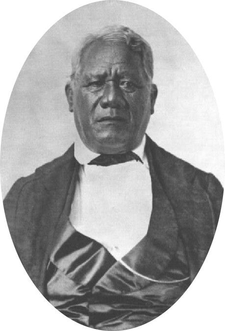 Kekūanaō'a, Kuhina Nui of the Hawaiian Islands and Governor of O'ahu, full name Mataio (Matthew) Keawenui Kekūanaō'a (1793-1868), father of Queen Victoria Kamāmalu Ka'ahumanu IV(1838–1866).