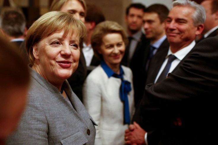 New hope for Europe: Angela Merkel fourth term in doubt - Chancellor Angela Merkel has announced her efforts to form a three-way coalition government have failed, thrusting Germany into a political crisis and pushing Europe's largest economy closer to a poss...