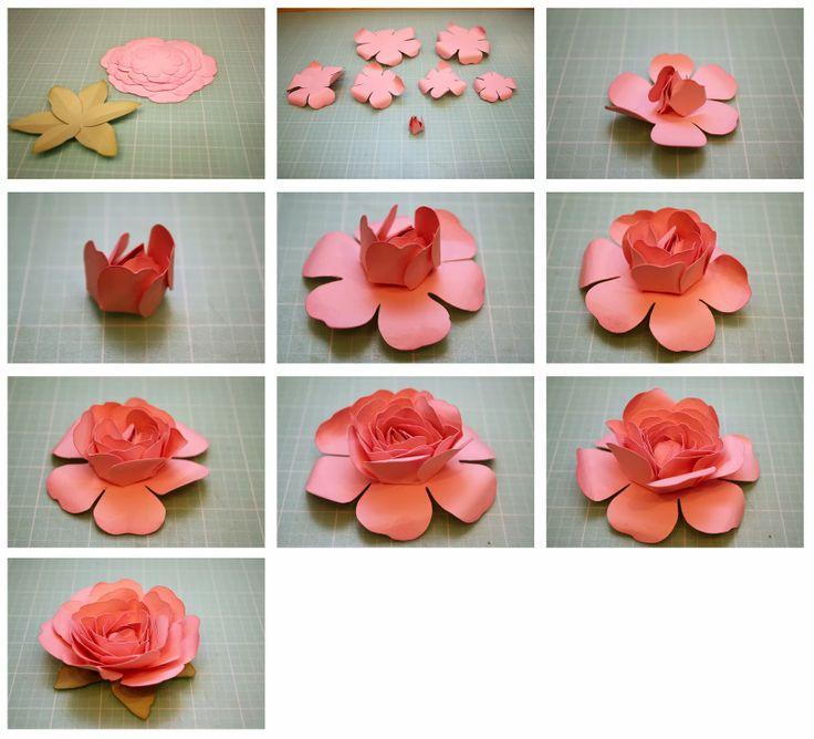 3d flower paper crafts akbaeenw 3d flower paper crafts mightylinksfo