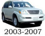 Lexus GX470 2003 2004 2005 2006 2007  Workshop Service Repair Manual