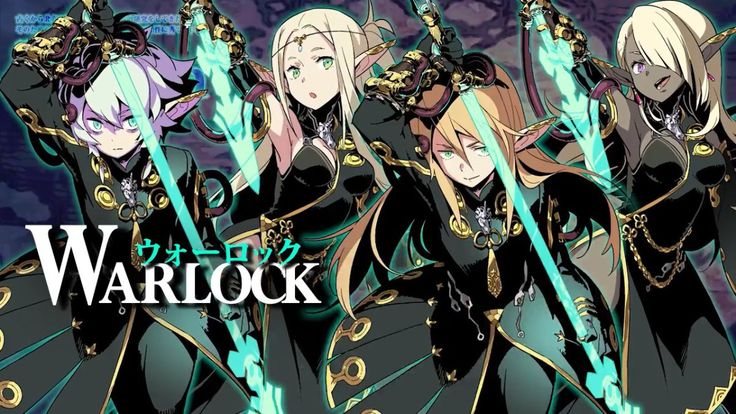 Etrian Odyssey V Gets Two New Trailers Detailing Warlock Class and Class Skill System