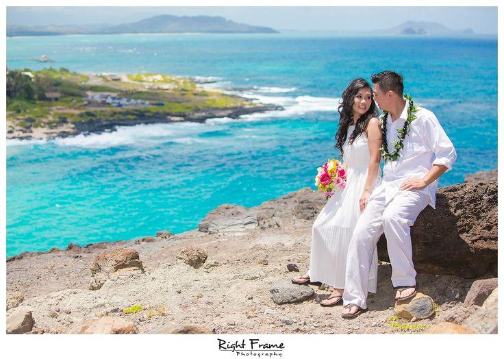 Beach Wedding Ceremony Oahu: 23 Best Makapuu Beach Wedding Oahu Hawaii Images On