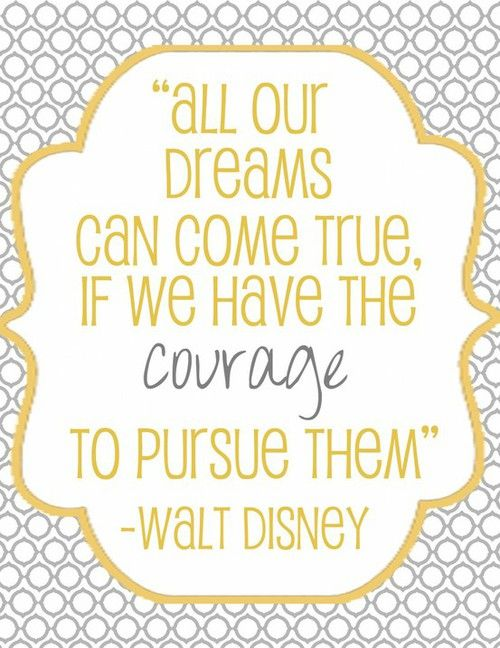 Walt Disney - inspiration  I'd love this made into a cushion to give to my daugther!