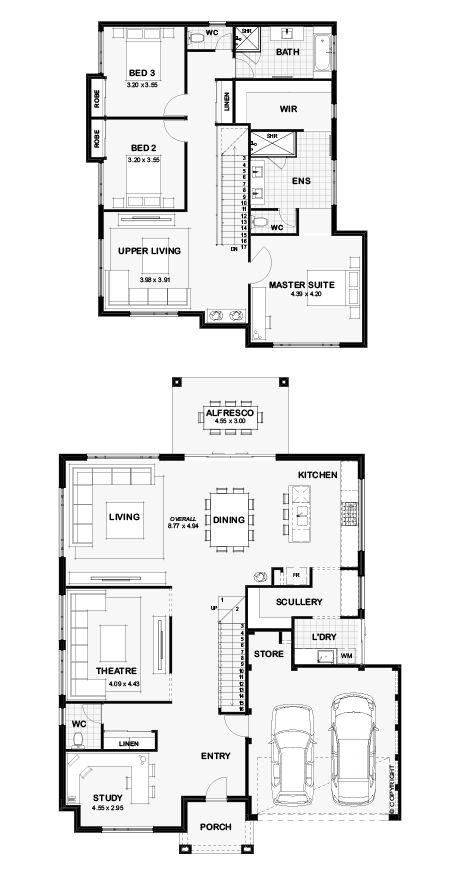 The Ebony | Ben Trager Homes
