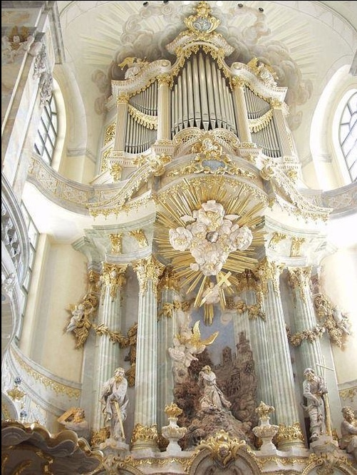 Top 25 ideas about churches from around the world on for Baroque style church