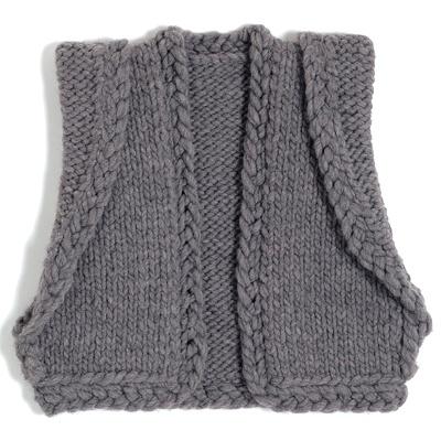 ///: Knits Vest, To Kim, Gang Kits, Joe Knits, Sweet Gilet, Crochet Tricot, Vest Kits, Shepards Dresses, Nice Vest