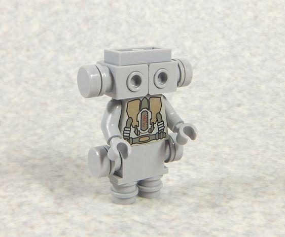 レゴブロックで作ったキングジョー