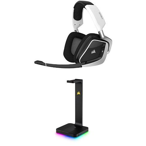 CORSAIR VOID PRO RGB #Wireless #Gamingheadset