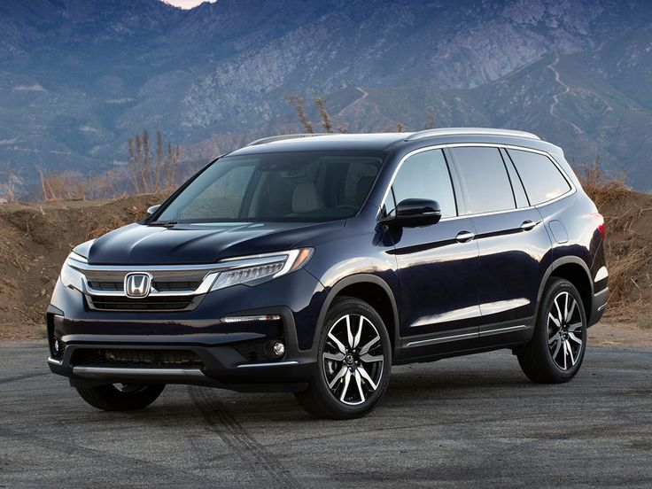 Next Winner 2019 Honda Pilot Seating for 7 or 8 passengers