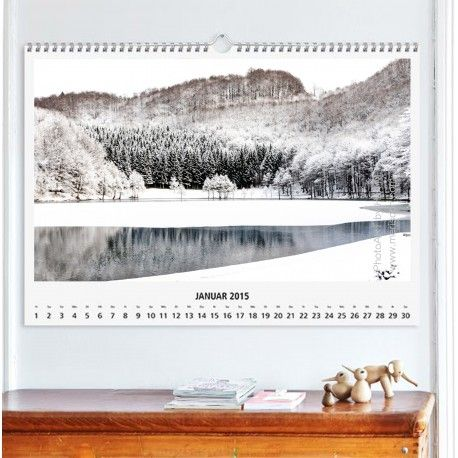 XXL Calendar 2017 - DIN A2 landscape