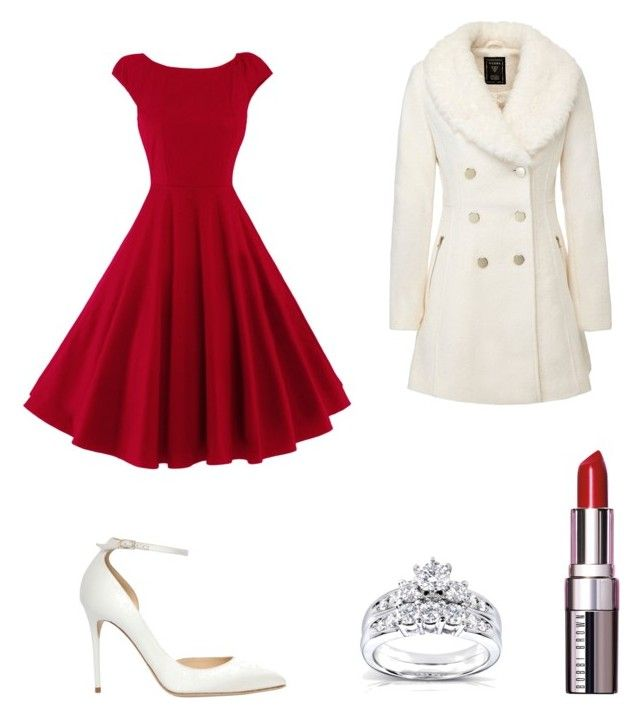 """""""Princess[1]"""" by agentpalmer on Polyvore featuring Jimmy Choo, Kobelli and Bobbi Brown Cosmetics"""