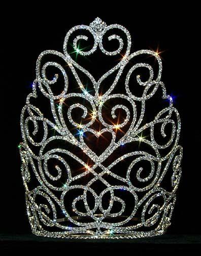 "Rhinestone Jewelry Corporation 11.5"""