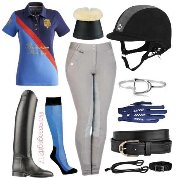 Badminton Horse Trials Insp by dressagegirl217 on Polyvore featuring Roeckl, Joules, women's clothing, women's fashion, women, female, woman, misses and juniors